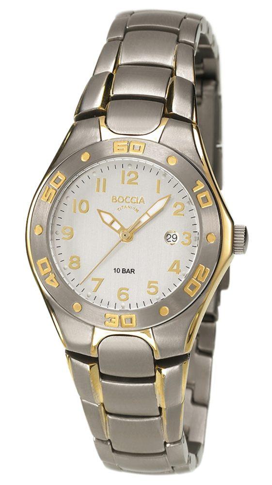 Boccia Titanium 3119-09 + 5 let záruka, pojištění hodinek ZDARMA