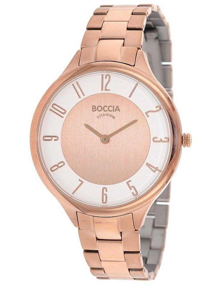 Boccia Titanium 3240-06 + 5 let záruka, pojištění hodinek ZDARMA