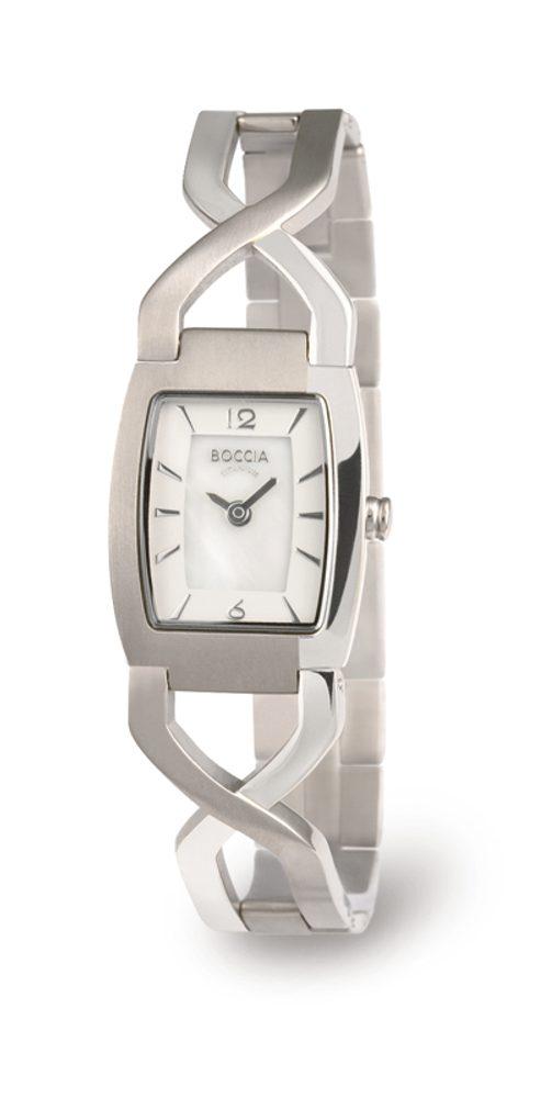 Boccia Titanium 3219-01 + 5 let záruka, pojištění hodinek ZDARMA