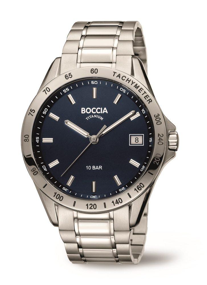 Boccia Titanium 3597-01 - Bazar + 5 let záruka, pojištění hodinek ZDARMA