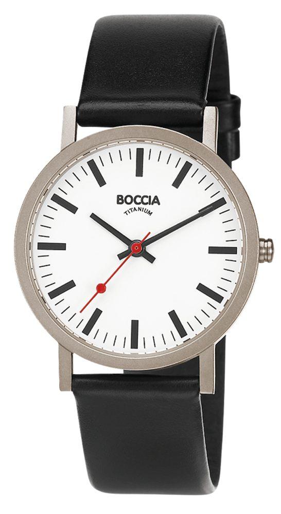Boccia Titanium 521-03 + 5 let záruka, pojištění hodinek ZDARMA