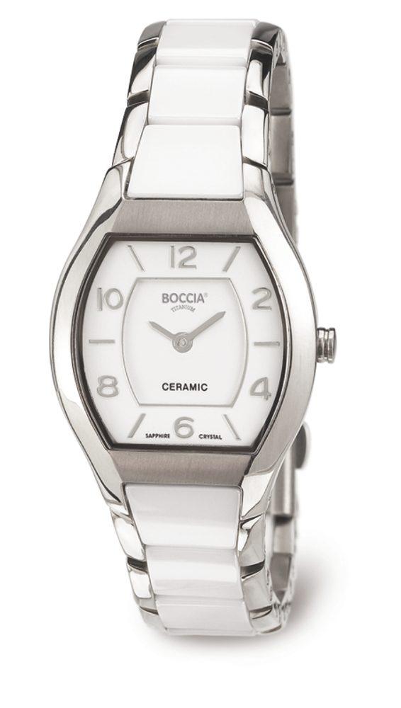 Boccia Titanium 3218-01 + 5 let záruka, pojištění hodinek ZDARMA