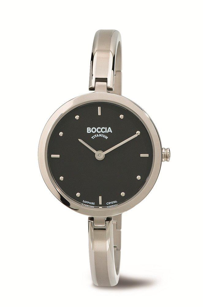 Boccia Titanium 3248-01 + 5 let záruka, pojištění hodinek ZDARMA