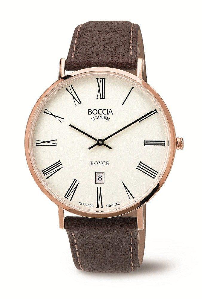 Boccia Titanium 3589-06 + 5 let záruka, pojištění hodinek ZDARMA