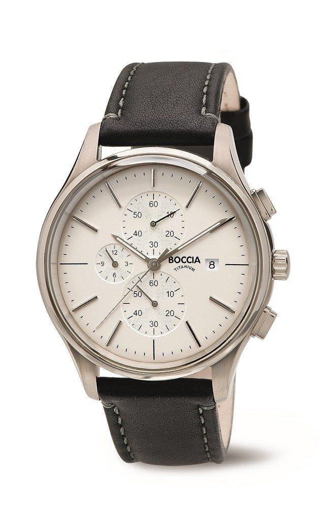 Boccia Titanium 3756-01 + 5 let záruka, pojištění hodinek ZDARMA