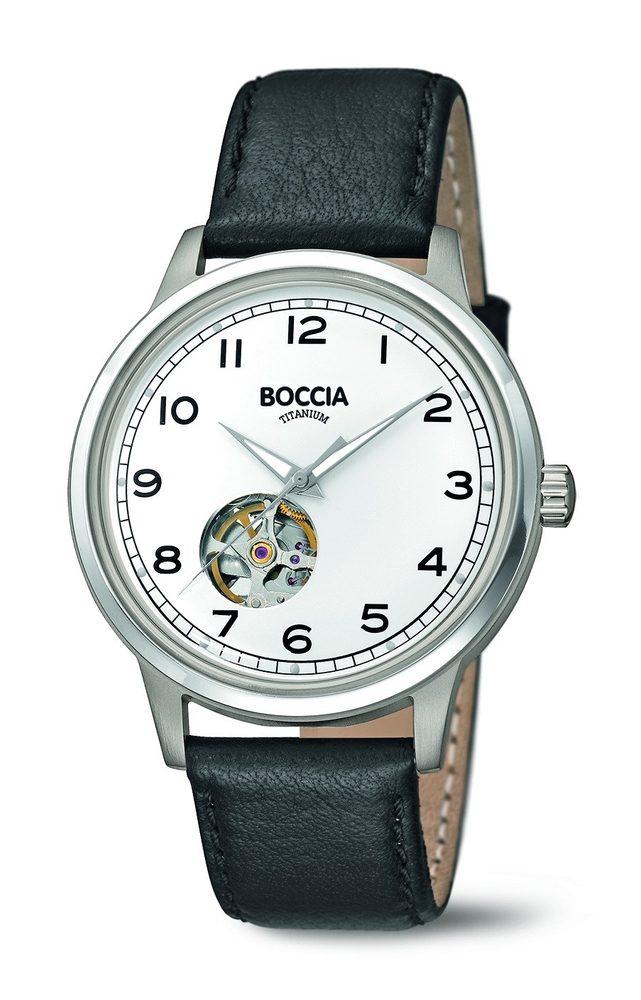 Boccia Titanium 3613-01 + 5 let záruka, pojištění hodinek ZDARMA
