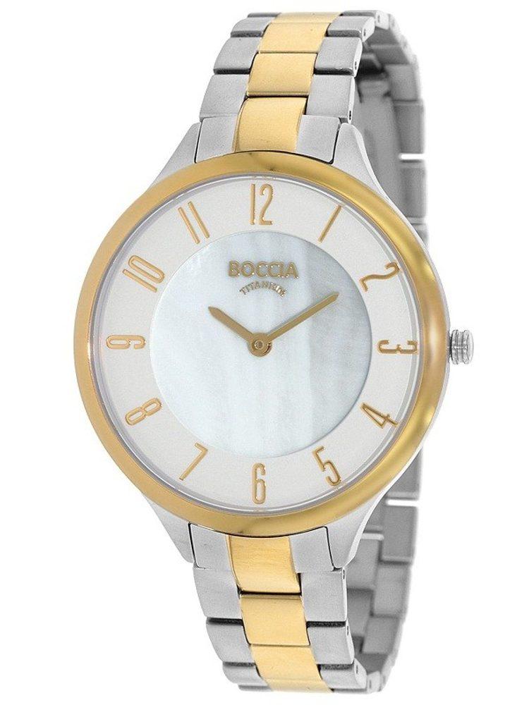Boccia Titanium 3240-05 + 5 let záruka, pojištění hodinek ZDARMA