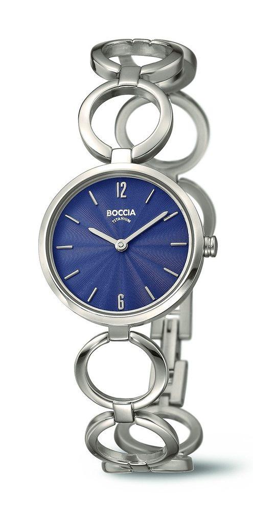 Boccia Titanium 3271-01 + 5 let záruka, pojištění hodinek ZDARMA