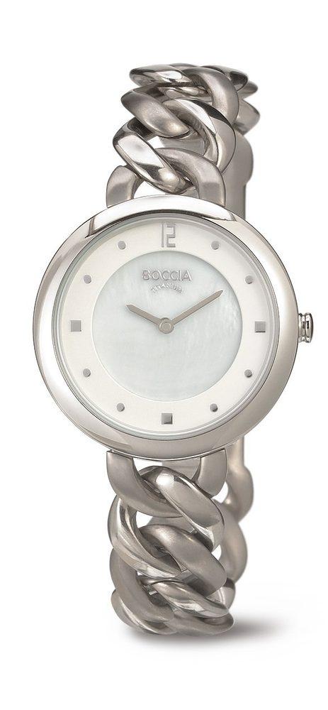 Boccia Titanium 3242-01 + 5 let záruka, pojištění hodinek ZDARMA