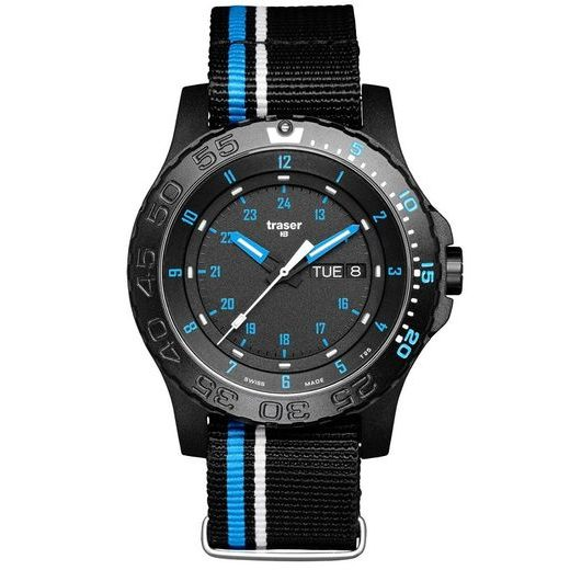 TRASER BLUE INFINITY NATO