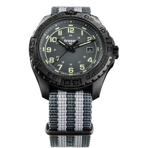 TRASER P96 OUTDOOR PIONEER EVOLUTION GREY NATO