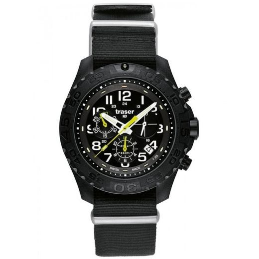 TRASER OUTDOOR PIONEER CHRONOGRAPH NATO