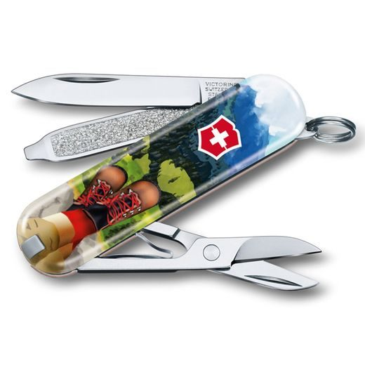 NŮŽ VICTORINOX I LOVE HIKING