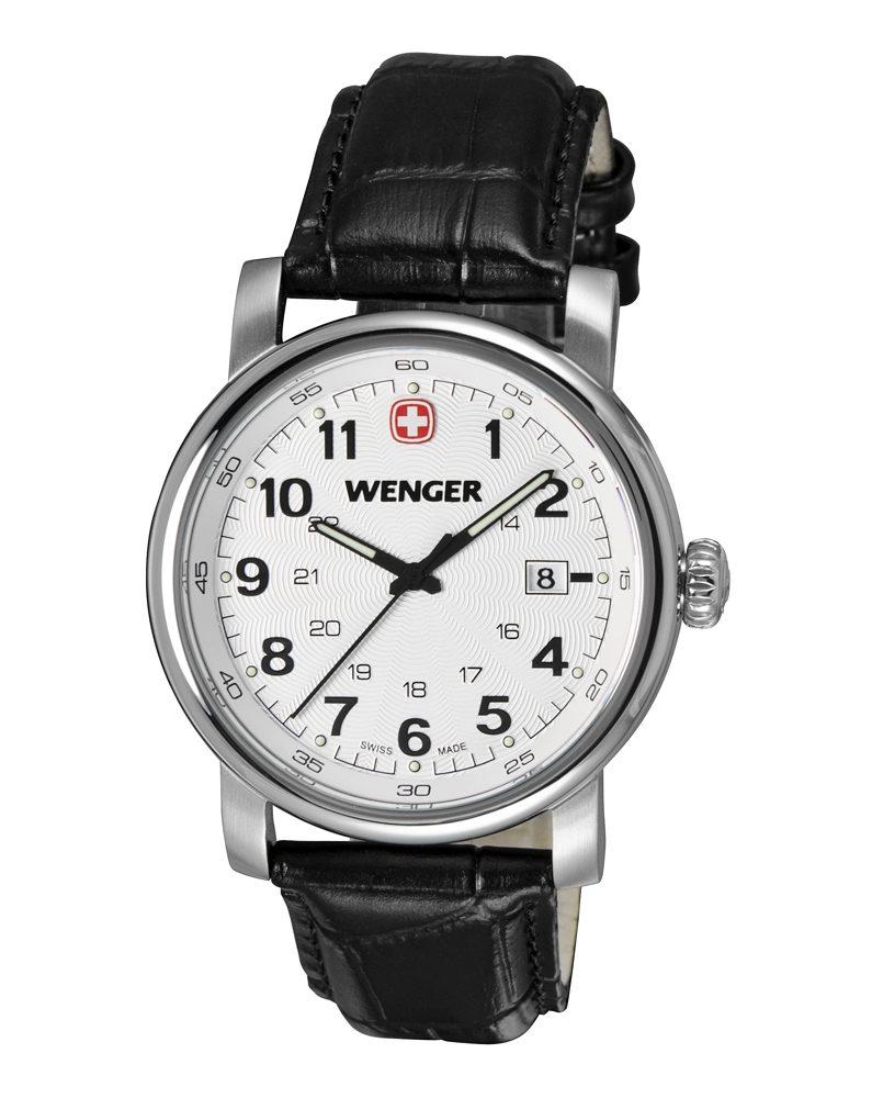 Wenger Urban Classic 01.1041.102 + 5 let záruka, pojištění hodinek ZDARMA