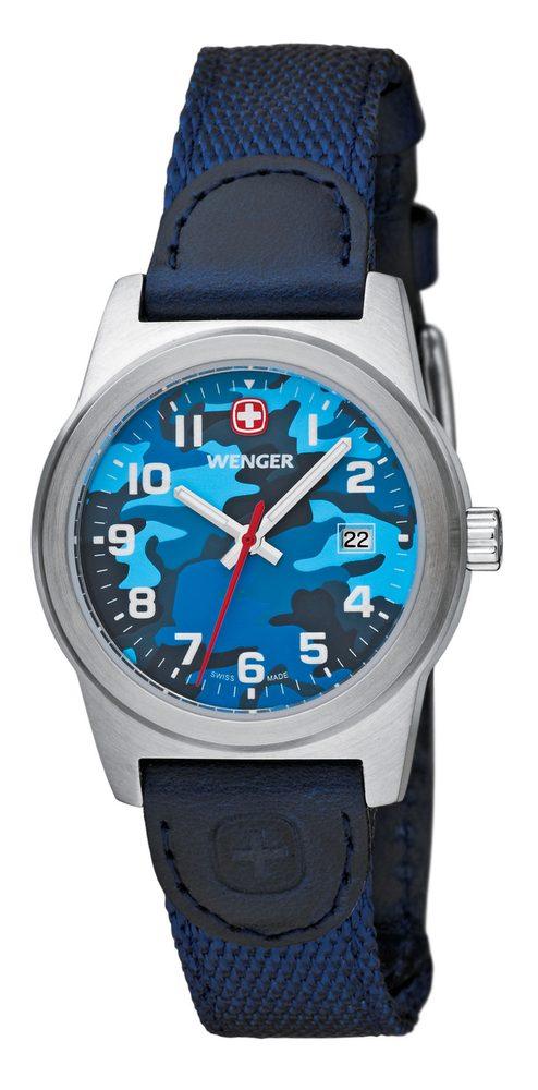 Wenger Field Classic Color 01.0411.102 + 5 let záruka, pojištění hodinek ZDARMA