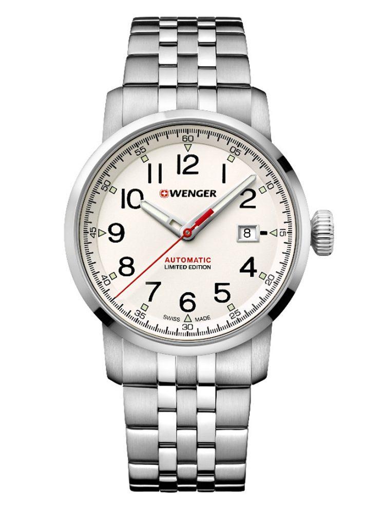 Wenger Attitude Heritage - Limited Edition 01.1546.102 + 5 let záruka, pojištění hodinek ZDARMA