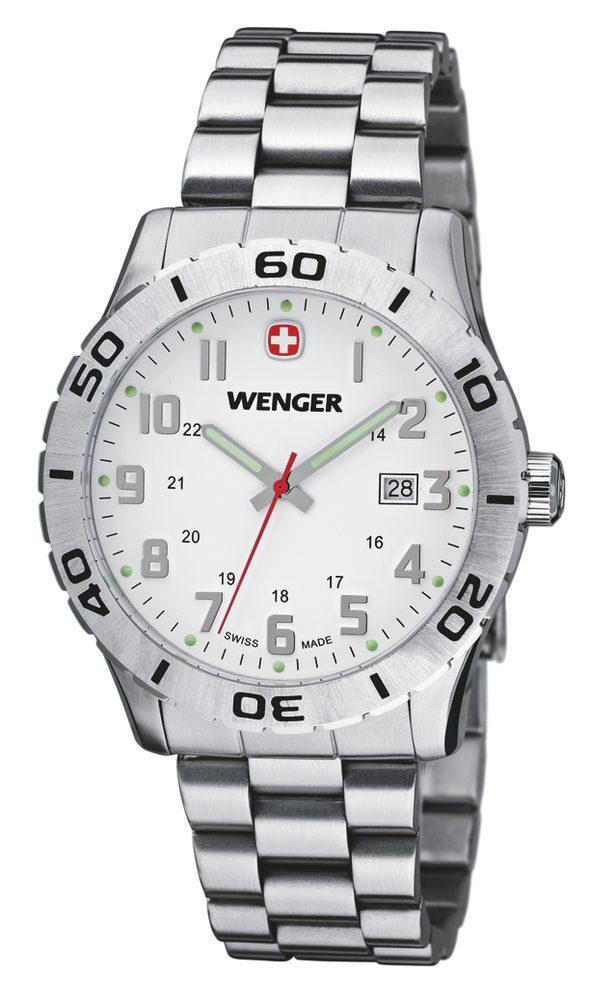 Wenger Grenadier 01.0741.102 + 5 let záruka, pojištění hodinek ZDARMA