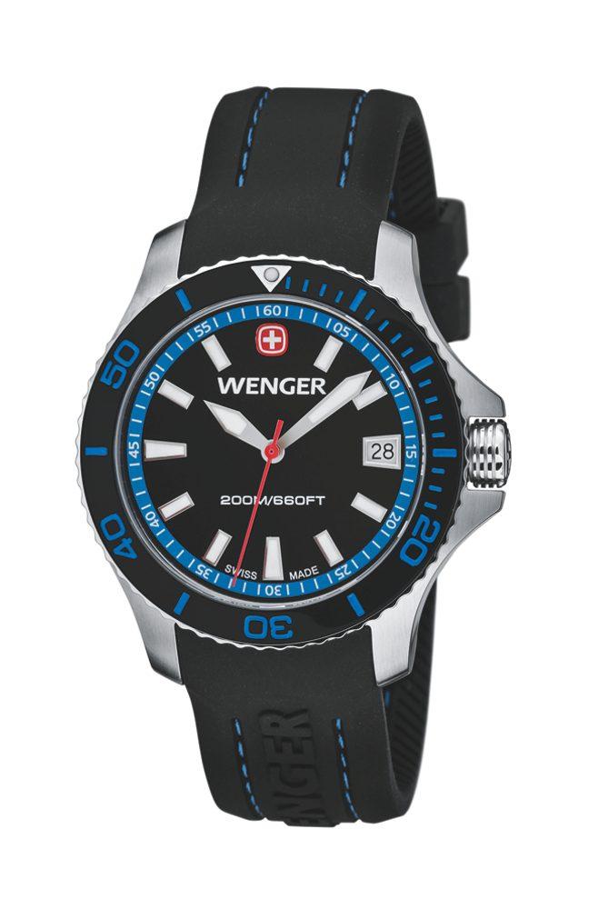 Wenger Sea Force 01.0621.102 + 5 let záruka, pojištění hodinek ZDARMA