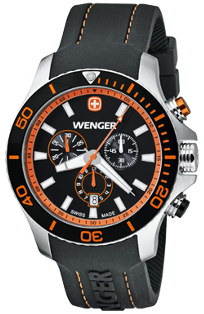 Wenger Sea Force Chrono 01.0643.104 + 5 let záruka, pojištění hodinek ZDARMA