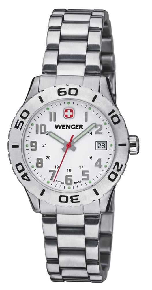 Wenger Grenadier 01.0721.102 + 5 let záruka, pojištění hodinek ZDARMA