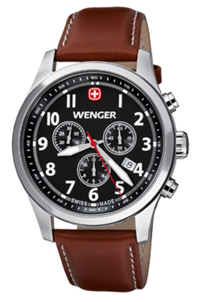 Wenger Terragraph Chrono 01.0543.102 + 5 let záruka, pojištění hodinek ZDARMA