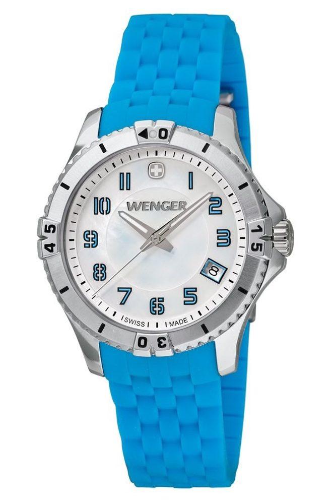 Wenger Squadron Lady 01.0121.102 + 5 let záruka, pojištění hodinek ZDARMA