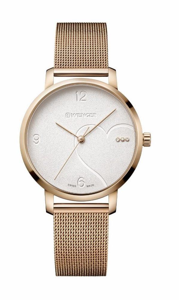 Wenger Metropolitan Donnissima 01.1731.112 + 5 let záruka, pojištění hodinek ZDARMA