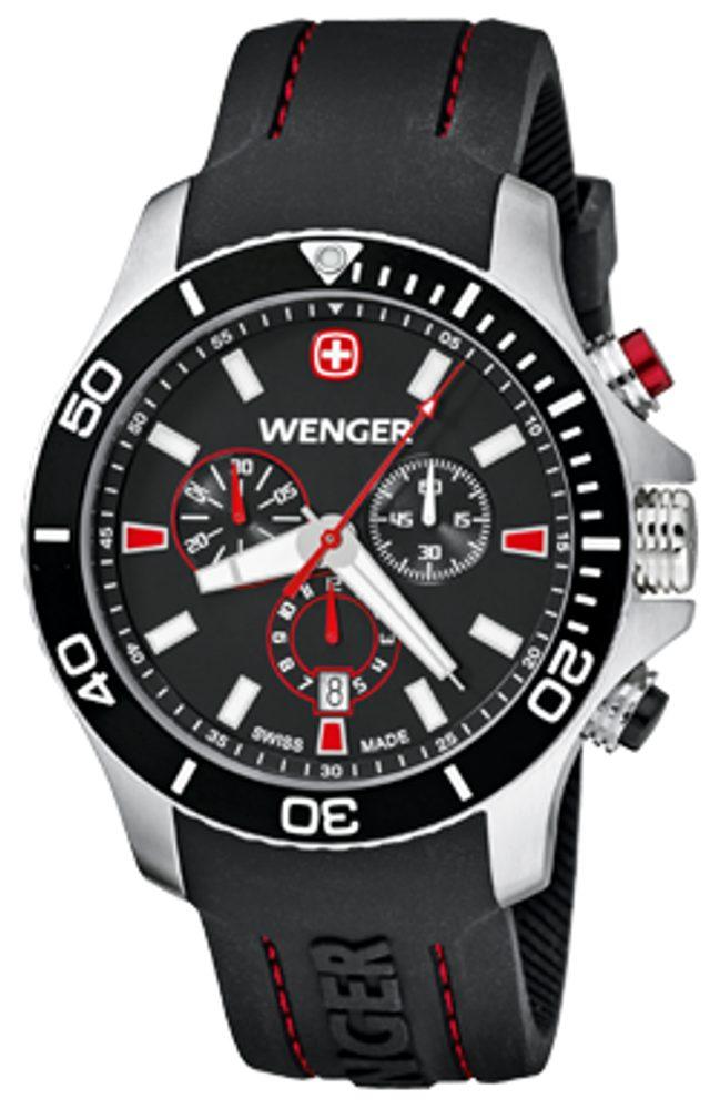 Wenger Sea Force Chrono 01.0643.102 + 5 let záruka, pojištění hodinek ZDARMA