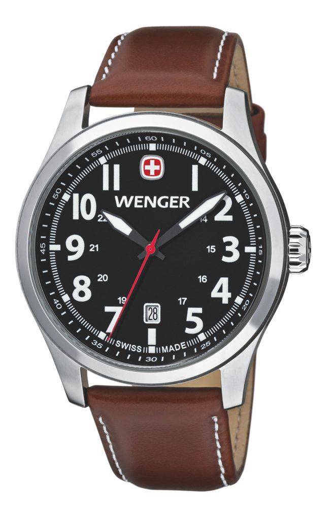 Wenger Terragraph 01.0541.102 + 5 let záruka, pojištění hodinek ZDARMA