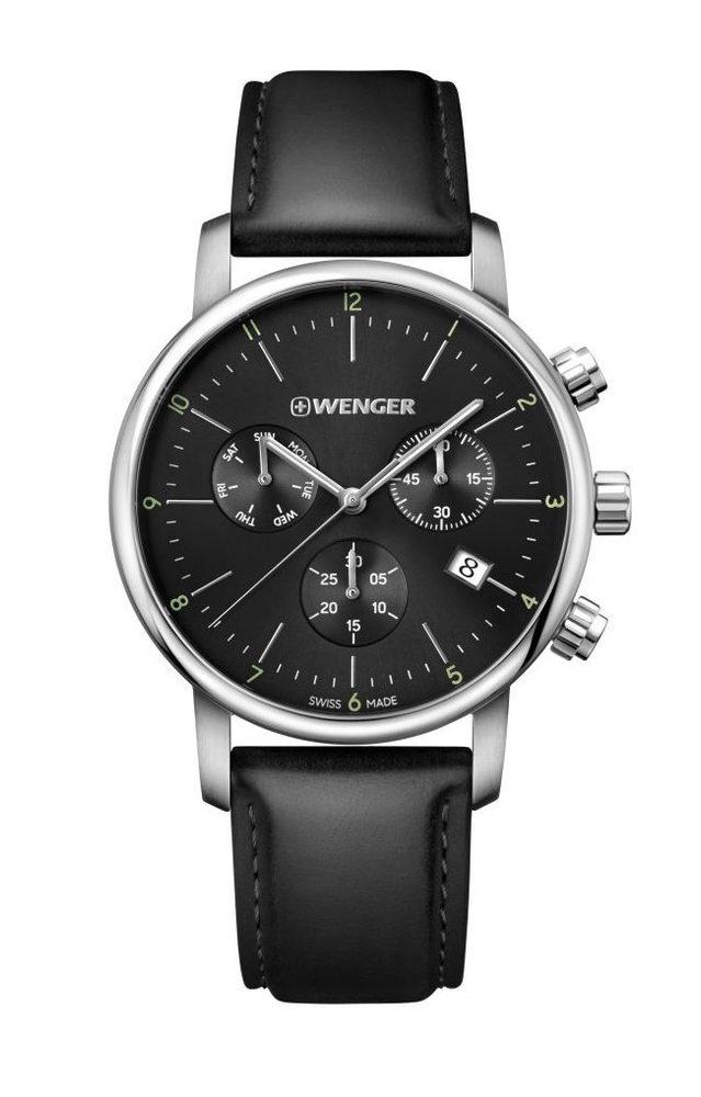 Wenger Urban Classic Chrono 01.1743.102 + 5 let záruka, pojištění hodinek ZDARMA