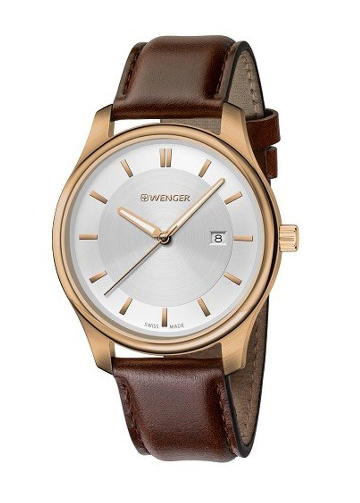 Wenger City Classic 01.1421.102 + 5 let záruka, pojištění hodinek ZDARMA