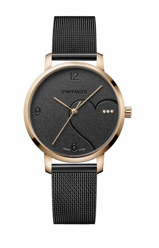 Wenger Metropolitan Donnissima 01.1731.113 + 5 let záruka, pojištění hodinek ZDARMA