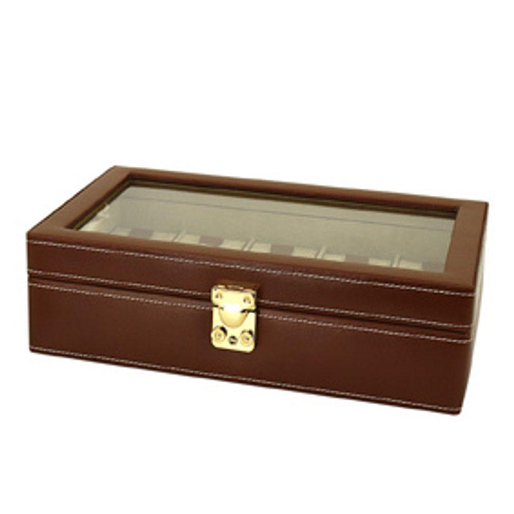 Friedrich Lederwaren Box na hodinky Friedrich Lederwaren Cordoba 26215-3 + 5 let záruka, pojištění hodinek ZDARMA