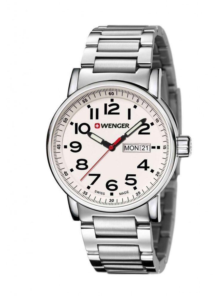 Wenger Attitude Day Date 01.0341.102 + 5 let záruka, pojištění hodinek ZDARMA