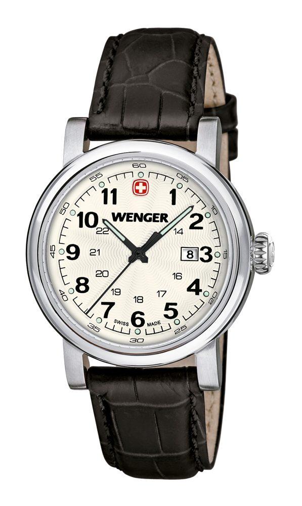 Wenger Urban Classic 01.1021.102 + 5 let záruka, pojištění hodinek ZDARMA