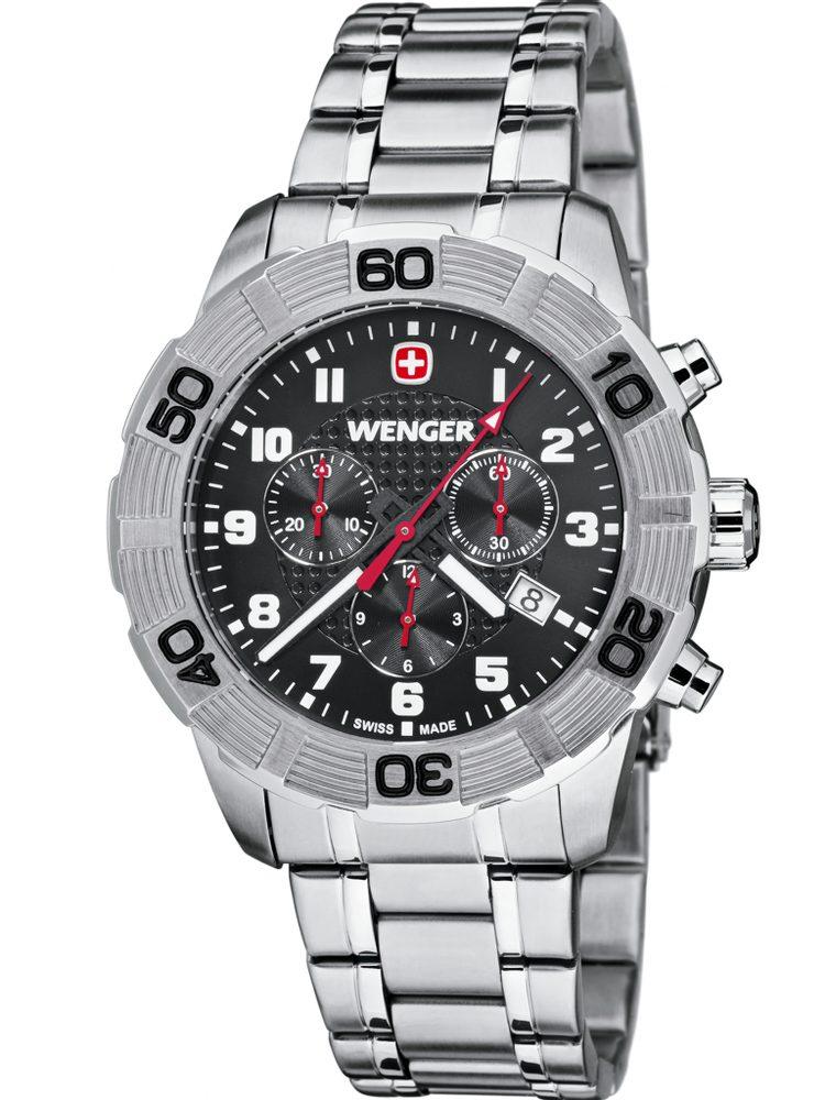 Wenger Roadster Chrono 01.0853.102 + 5 let záruka, pojištění hodinek ZDARMA