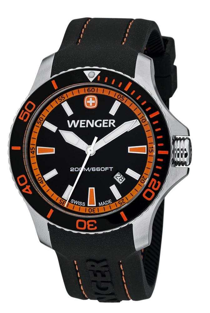 Wenger Sea Force 01.0641.102 + 5 let záruka, pojištění hodinek ZDARMA