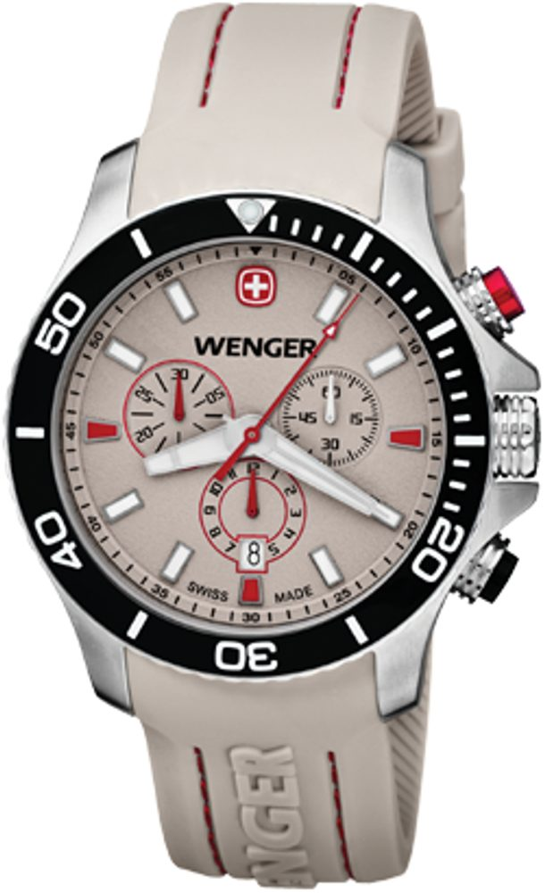Wenger Sea Force Chrono 01.0643.105 + 5 let záruka, pojištění hodinek ZDARMA