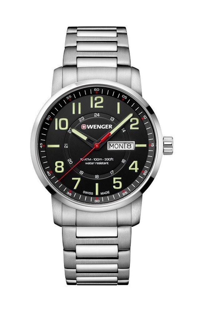 Wenger Attitude 01.1541.102 + 5 let záruka, pojištění hodinek ZDARMA