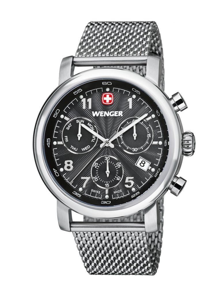Wenger Urban Classic 01.1043.102 + 5 let záruka, pojištění hodinek ZDARMA