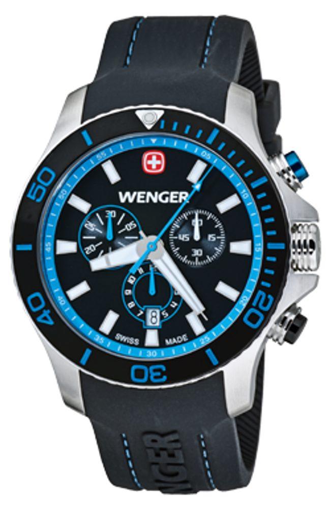 Wenger Sea Force Chrono 01.0643.103 + 5 let záruka, pojištění hodinek ZDARMA
