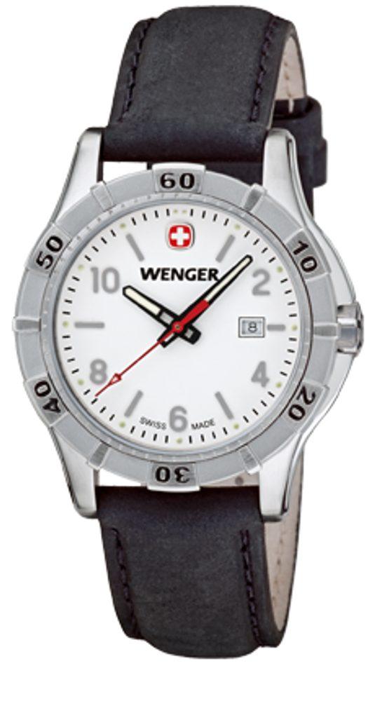 Wenger Platoon 01.0921.102 + 5 let záruka, pojištění hodinek ZDARMA