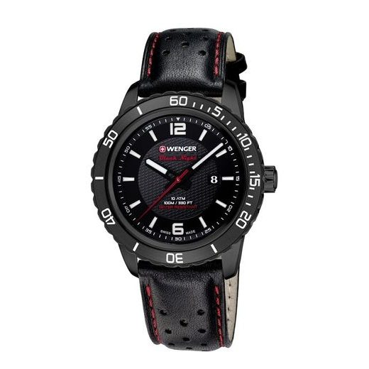 WENGER ROADSTER BLACK NIGHT 01.0851.123