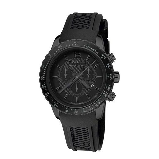 WENGER ROADSTER BLACK NIGHT CHRONO 01.0853.111