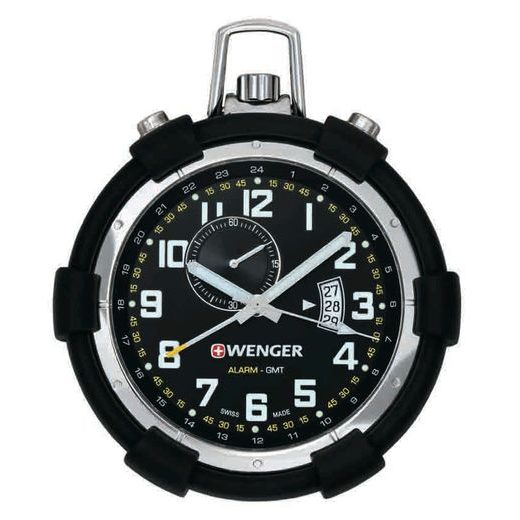 WENGER TRAVELER POCKET ALARM 73015