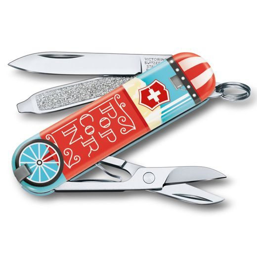 NŮŽ VICTORINOX LET IT POP