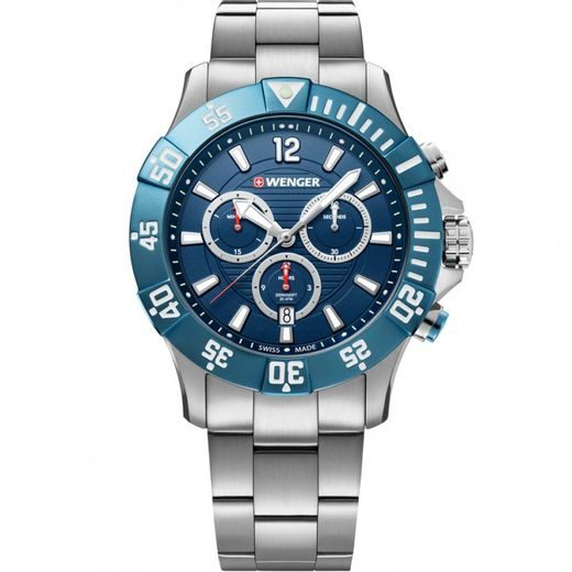 WENGER SEA FORCE CHRONO 01.0643.119
