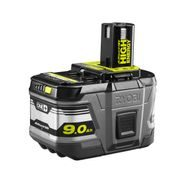 RYOBI, RYOBI RB18L90 - 18 V LITHIUM IONTOVÁ HIGH ENERGY BATERIE 9 AH ONE+ - AKU PROGRAM ONE+