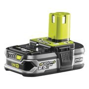 RYOBI, RYOBI RB18L25 - 18 V LITHIUM IONTOVÁ BATERIE 2,5 AH ONE+ - AKU PROGRAM ONE+
