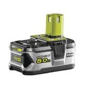 RYOBI, RYOBI RB18L50 - 18 V LITHIUM IONTOVÁ BATERIE 5,0 AH ONE+ - AKU PROGRAM ONE+